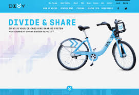 Divvy Bike Map Chicago by Divvy Bike Share