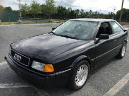 1990 audi quattro coupe 1990 audi coupe quattro 2 3 5cyl 5speed for sale in natick