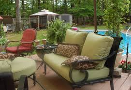 Patio Chair Glide Replacement by Outsunny Patio Furniture Replacement Cushions