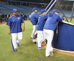 blue jays bench coach hale like a second manager u2014 canadian