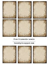 free printable halloween labels labels sweetly scrapped u0027s free printables digi u0027s and clip art