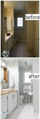 cheap bathroom remodel ideas vintage rustic industrial bathroom reveal budget bathroom remodel