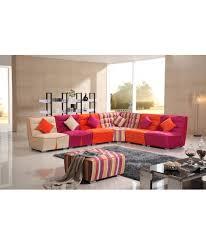 canapé d angle tissu family