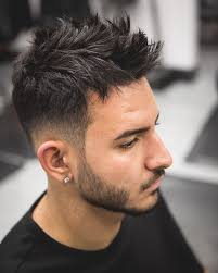 pic of back of spikey hair cuts 27 cool hairstyles for men 2017