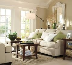 interesting family room decor ideas with chandelier and vintage