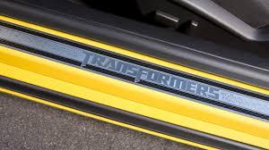camaro 2010 transformers edition 2010 transformers special edition chevy camaro unveiled autoblog