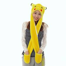 Pokemon Halloween Costumes Girls Children Kids Pokemon Pikachu Cosplay Pajamas Flannel
