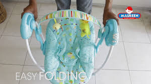 Baby Electric Swing Chair Babyelle Electric Swing Youtube