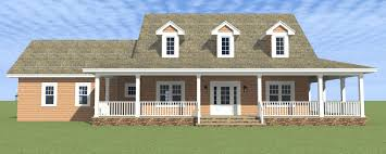 country house plans with wrap around porches plan 44059td views all around country farmhouse porch and lofts