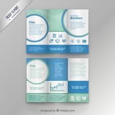 brochure template free business brochure template free vector mis cosas