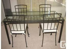 glass top tables dining room industrial metal crank glass top dining table glass dining room