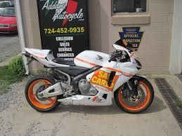 buy used cbr 600 used inventory for sale addams auto cycle in harmony pennsylvania
