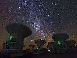 hundreds of stars have alien like signals business insider