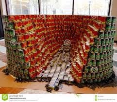 Canned Food Sculpture Ideas by Food Sculpture All About Sculpture Ideas