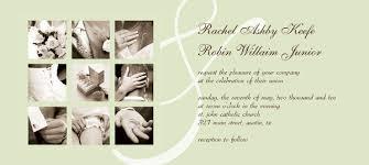 Wedding Invitation Sample Wedding Invitation Templates