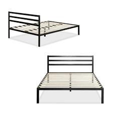 Platform Bed Frame Cal King Bed Frames California King Mattress Split Box Spring California