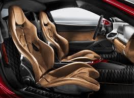458 Spider Interior Ferrari 458 Spider Tailor Made Interior Eurocar News