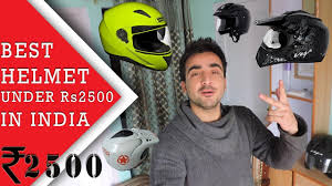 motocross helmets in india best helmets in india himalayan spark plug youtube
