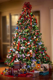 fancy christmas fancy decorated christmas trees christmas lights decoration