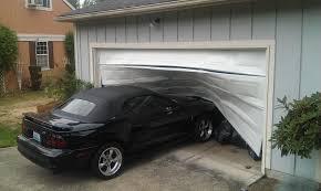 Precision Overhead Doors by Broken Garage Door On Garage Door Springs On Precision Garage Door Jpg
