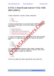 100 examen del capitulo 6b answers examen cisco online