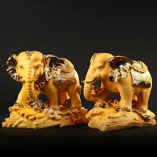 wedding gift opening usd 29 30 elephant ornaments one pair of home ornaments ornaments