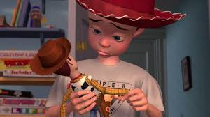 toys responsibilities character growth toy story 2