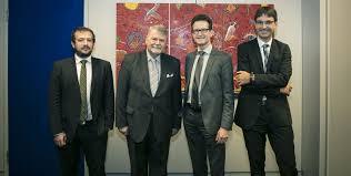 directeur chambre de commerce le cluster maritime luxembourgeois et la chambre de commerce réunis