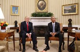Trump Redesign Oval Office Transition From Barack Obama To Donald Trump Turns Tense Wsj