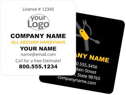 all around handyman business cards youprint com