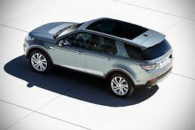 land rover adds all new 240 hp 7 seater discovery sport to its