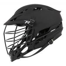 matte black r matte black lacrosse helmet black cage