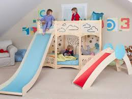 Bunk Beds Las Vegas Bedroom Cute Castle Rock Pink Bunk Bed With Slide Furniture