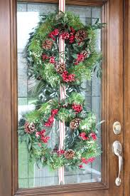 front door ideas for halloween wreaths fall decorations decorating