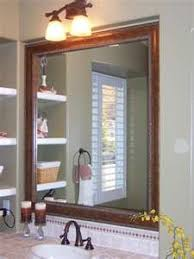 selecting new bathroom mirrors to update the decor home