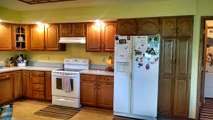 Kitchen Shelves Instead Of Cabinets Before And After Kitchens By Diane Rockford Il Loves Park Il