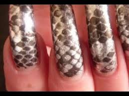 metallic nail foil wraps snakeskin metallic nail foil wrap black silver minx look tutorial