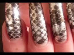 metallic nail foil wraps snakeskin metallic nail foil wrap black silver minx look
