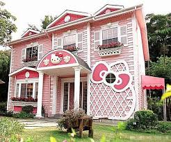 House Images A Hello Kitty House Home Design