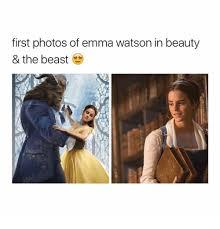 Emma Watson Meme - first photos of emma watson in beauty the beast beautiful meme