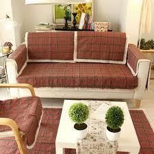 plaid coton canapé 70 70 110 240 cm gris plaid coton armure housse de canapé
