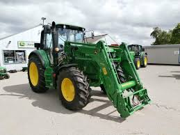 11033002 john deere 6125m 2014 farm machinery