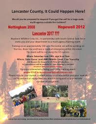 Wildfire Training by Training Classes Keystone Wildfire Crew