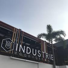 Industrie Lofts Industrie A New Rooftop Food Loft Concept At City Golf Plaza Booky