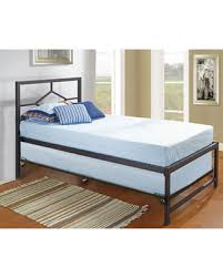 Platform Beds Twin by Great Deal On Holbrook Twin Platform Bed With Pop Up Trundle