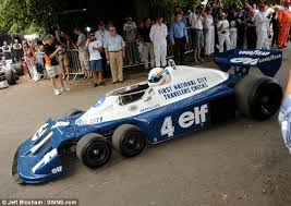 f1 cars for sale the most radical f1 car goes on sale tyrrell s iconic