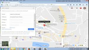 Maps Place How To Add Business Location On Google Maps Youtube