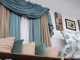 curtain poles your model home