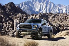 ford raptor 2017 ford f 150 raptor struts its stuff in off road testing video