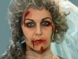 halloween makeup tutorial zombie hgtv